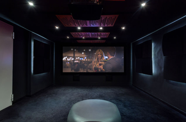 home cinema acoustic treatment singapore