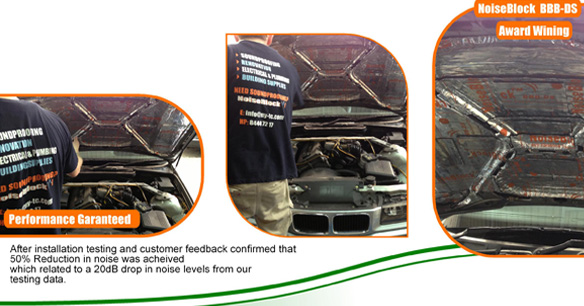 soundproofing cars singapore